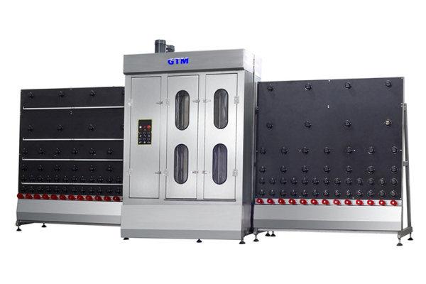 GX25L Glass Vertical Washing Machine